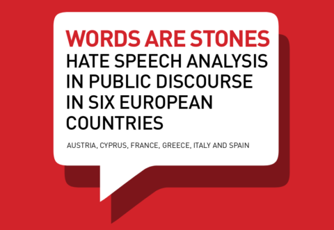 """Words Are Stones"": les narratives del discurs polític racista"