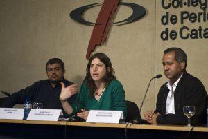 Roda de premsa amb OSPDH i Nuevos Colectivos, 2011