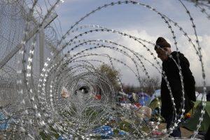 Frontera Macedònia - Font: Reuters