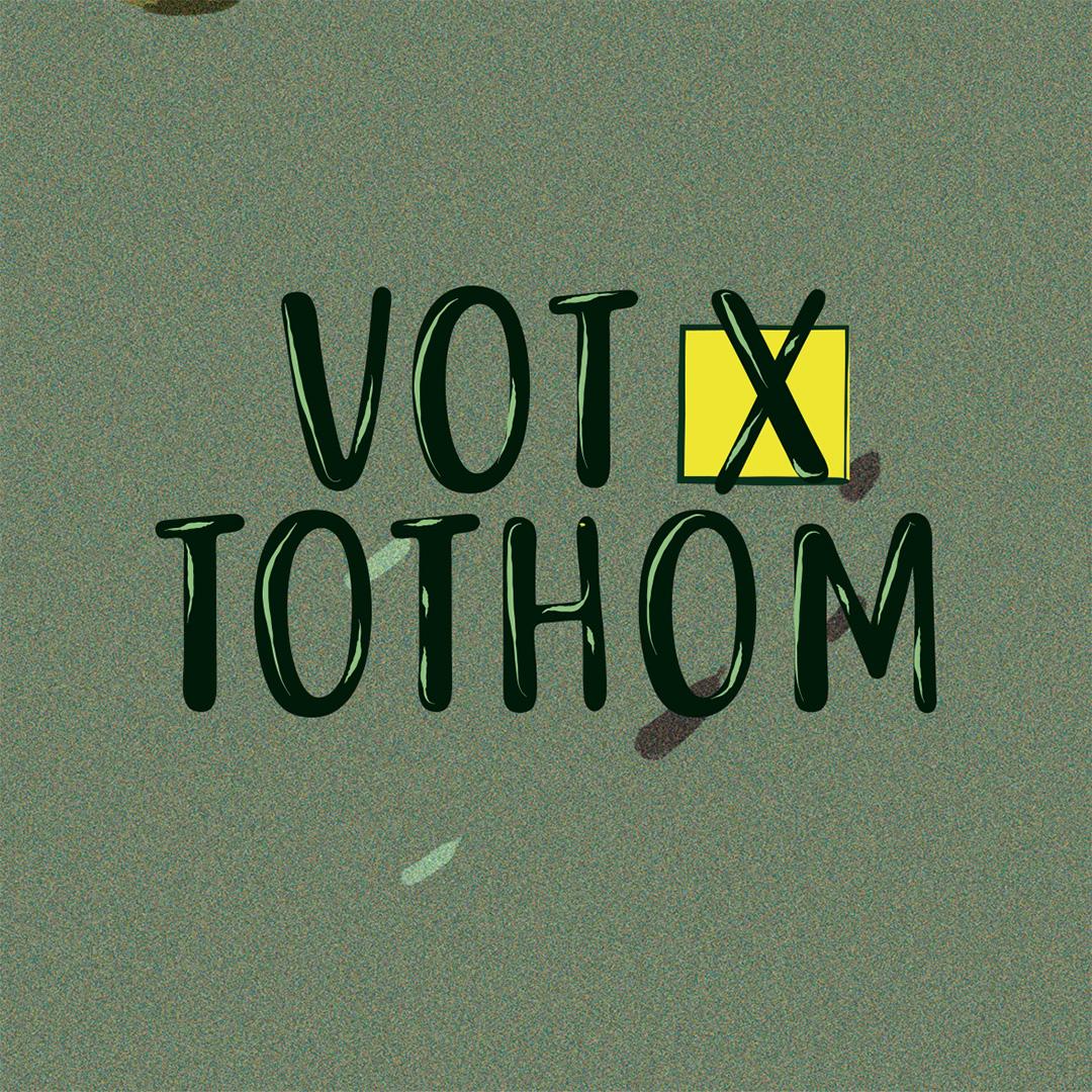 Logo plataforma Vot x Tothom